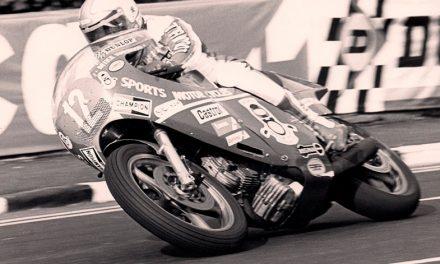 """Mike """"The Bike"""", la leyenda"""