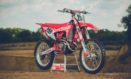 Gas Gas presenta sus motocicletas para MXGP y MX2