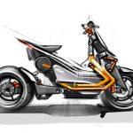 KTM y su scooter eléctrico