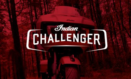 Indian Challenger Dark Horse