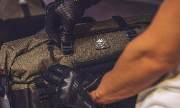 Prepárate para una nueva aventura con las bolsas Rambler Range de Kappa