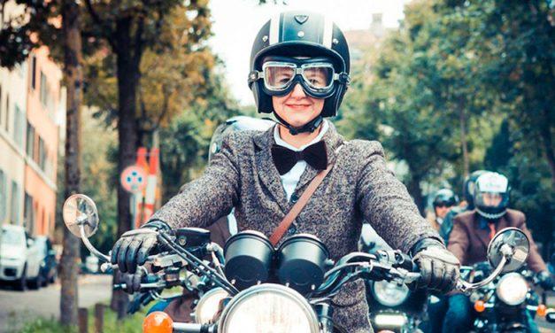 El Distinguished Gentleman's Ride este año rueda en solitario