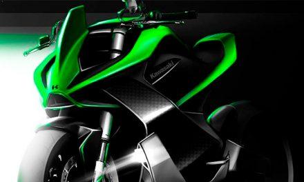 Kawasaki y una moto híbrida