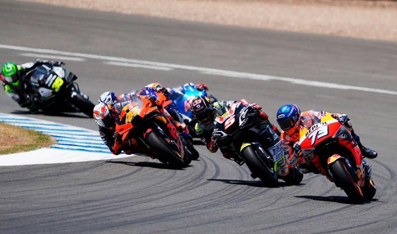 GP de Andalucía, Álex saborea su primer Top 10 en MotoGP