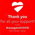 La Iniciativa #raceagainstCovid organizada por Ducati para apoyar al Policlínico de S. Orsola en Bolonia ha finalizado