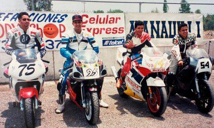 Fórmula 3 y Superbike