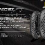 Pirelli Angel™ CiTy, neumáticos especiales para motos urbanas