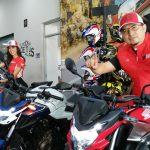 Recorre toda la ciudad en una Honda CB500F