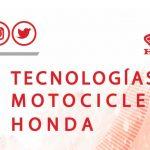 Cinco tecnologías que acompañan a las motocicletas Honda
