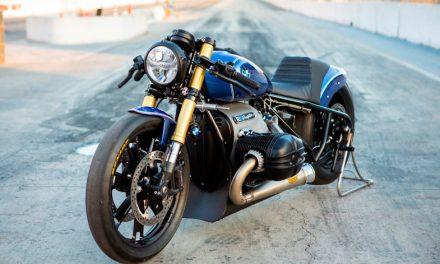 BMW Motorrad presenta la R 18 Dragster