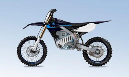 Yamaha YZ250F, una eléctrica de motocross
