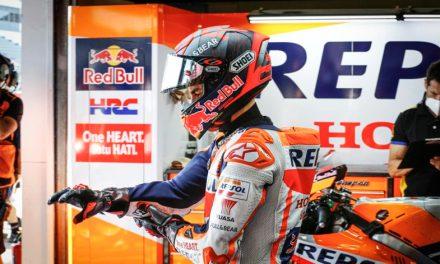 Marc Márquez fuera del Campeonato Mundial del MotoGP