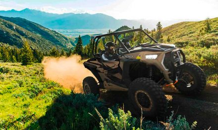 RZR XP 1000 Trails and Rocks Edition