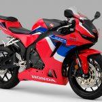 Nuevo lanzamiento: Honda CBR600RR