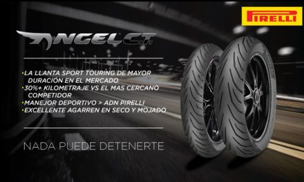 Pirelli Angel™ CiTy, neumáticos especiales para motos urbanas