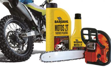 Bardahl Motos 2T JASO FB, especial para motores pequeños