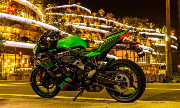 Kawasaki de México anuncia de manera oficial, la tan esperada llegada de la Ninja®ZX-25R a México