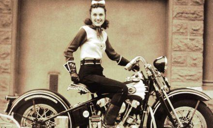 "Dorothy Robinson, ""La primera dama del motociclismo"""