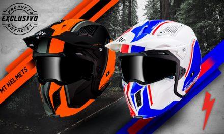 Casco MT Streetfighter SV, exclusivo de Motocity