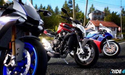 Ride 4, el videojuego con el que no desearás salir de casa