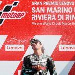Franco Morbidelli gana en San Marino