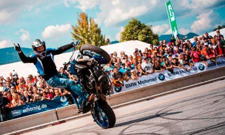 Los BMW Motorrad Days se van a Berlín