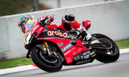 Chaz Davies y su victoria en Superbike Cataluña 2020