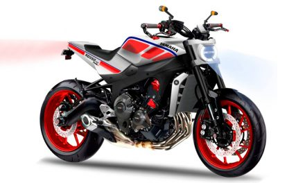 Yamaha RD350 4T ft Puig