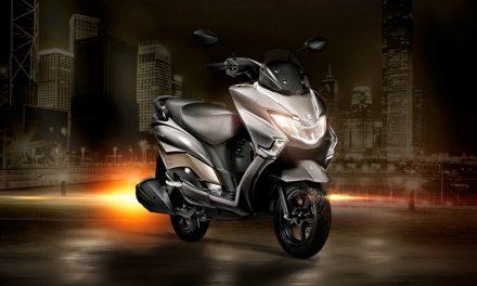 Suzuki Burgman Street125 2020, la moto perfecta para traslados en ciudad