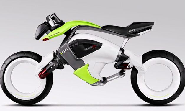 Motos Hero, un paso hacia el futuro con la plataforma e.US
