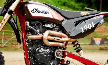 Indian regresa a las carreras de Hillclimb