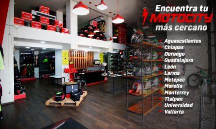 Motocity, la moto boutique más completa de México
