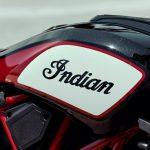 ¿Se acerca una nueva versión de la Indian FTR eléctrica?