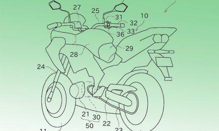 Una revolucionaria Kawasaki híbrida con KERS