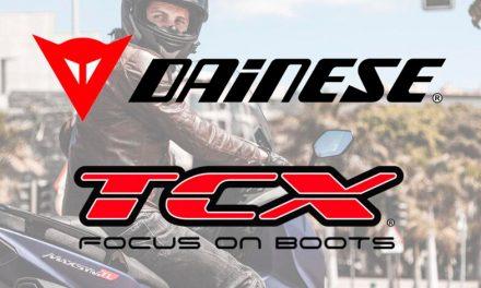 Dainese y TCX ahora son uno mismo
