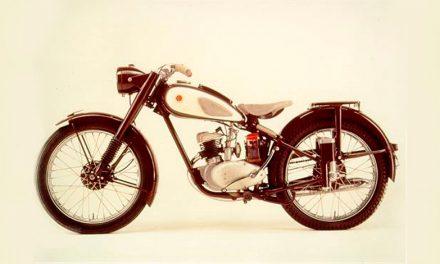 De la música, al motociclismo. Genichi Kawakami
