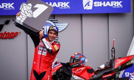Espectacular victoria de Petrucci bajo la lluvia de Le Mans