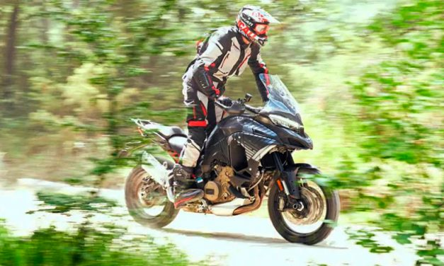 V4 Granturismo: el motor para la próxima generación de Ducati Multistrada