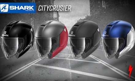 El nuevo SHARK Helmets Citycruiser es el casco más seguro del mundo para la ciudad