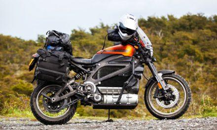 Harley-Davidson lleva la tecnología EVA por los confines de la tierra con la motocicleta LiveWire 2020