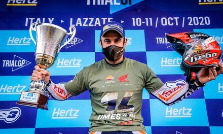 Toni Bou gana el 14 ° título consecutivo del Campeonato Mundial de Trial