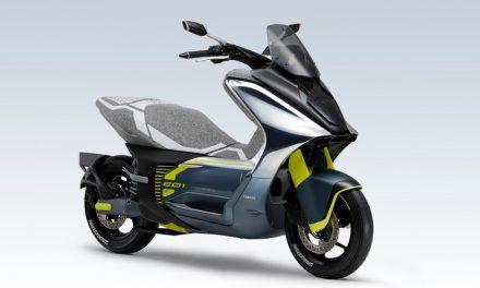 ¿Se está cocinando una idea para la nueva generación de motos eléctricas Yamaha?