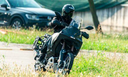 La nueva Yamaha Ténéré 700