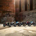 La nueva gama 2021 de BMW Motorrad