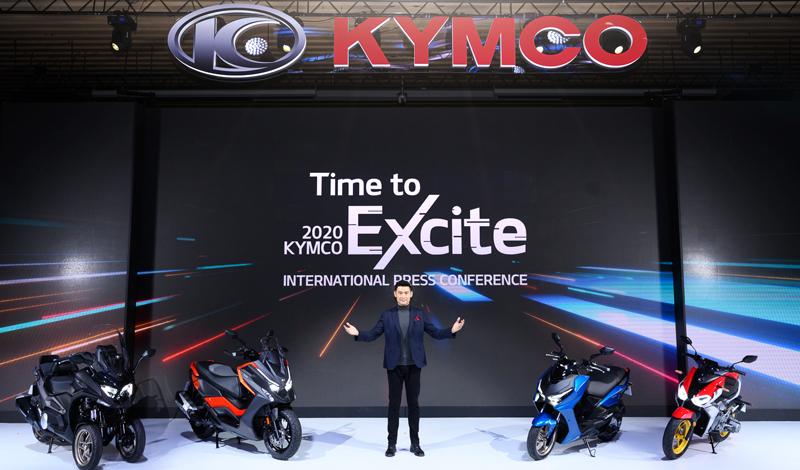 Kymco: nuevos e innovadores modelos 2021