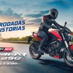 Nuevo lanzamiento: Dominar 250 por Bajaj