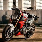 F 900 R: dinámica, progresiva e intuitiva