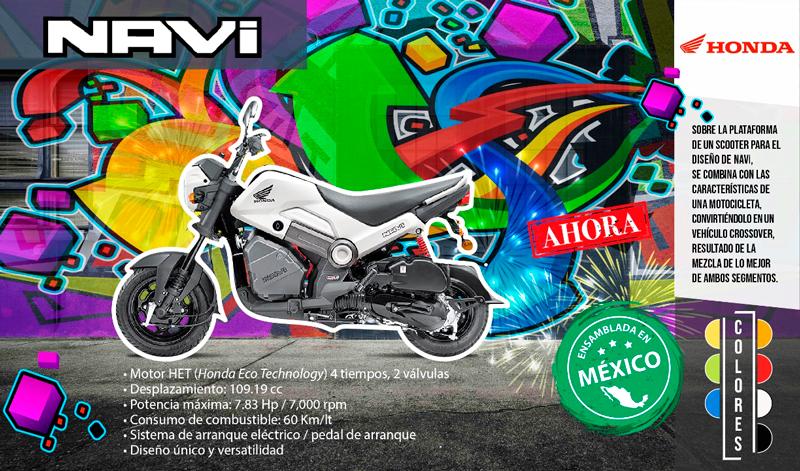 Más de un año de satisfacciones con Honda NAVi
