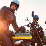 En búsqueda de nuevas experiencias, Kawasaki Z900RS