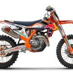 KTM 450 SX-F Factory Edition 2021: Un derroche de adrenalina